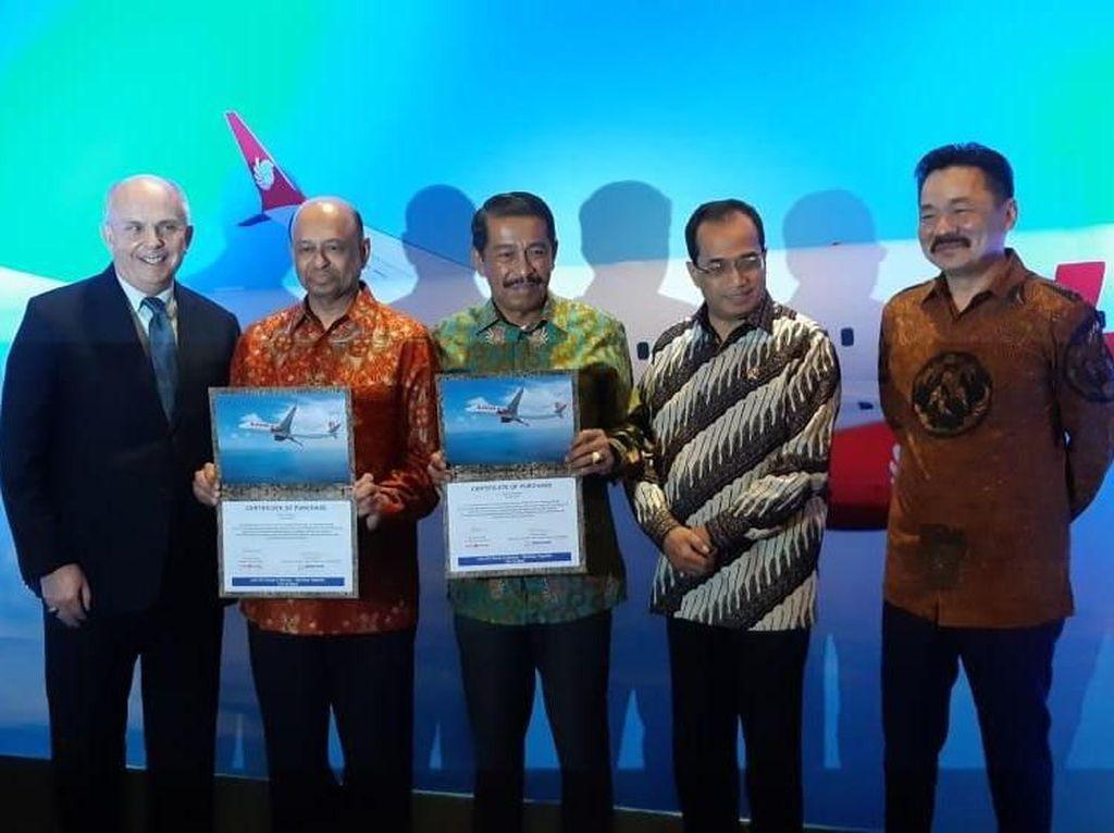 Potret Kemesraan Lion Air-Boeing yang Kini Retak