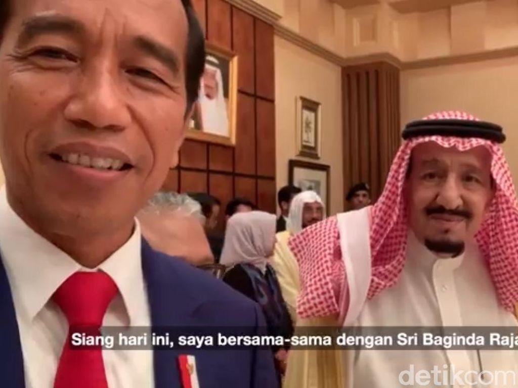 Menanti Diplomasi Tingkat Tinggi RI-Saudi