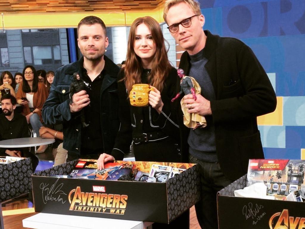 Karen Gillan, Sosok Nebula dalam Avengers: Endgame Saat Kulineran