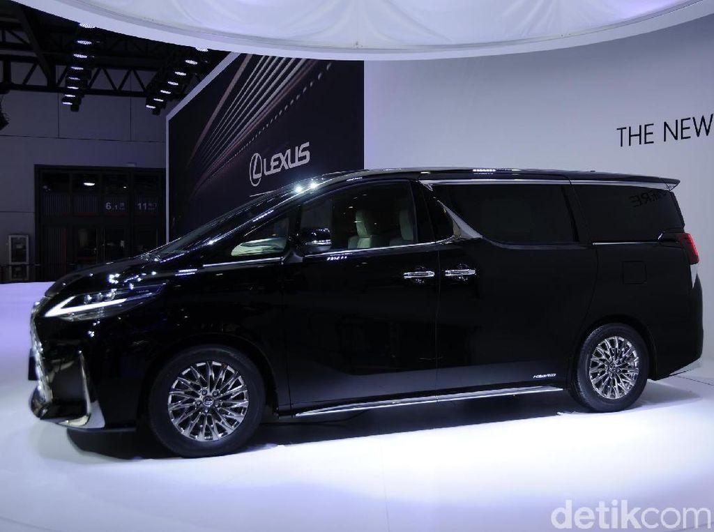 Harga Lexus LM 350, MPV Termahal yang Dibeli Konglomerat-Pejabat RI