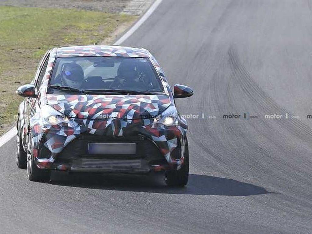 Inikah Toyota Yaris Terbaru?