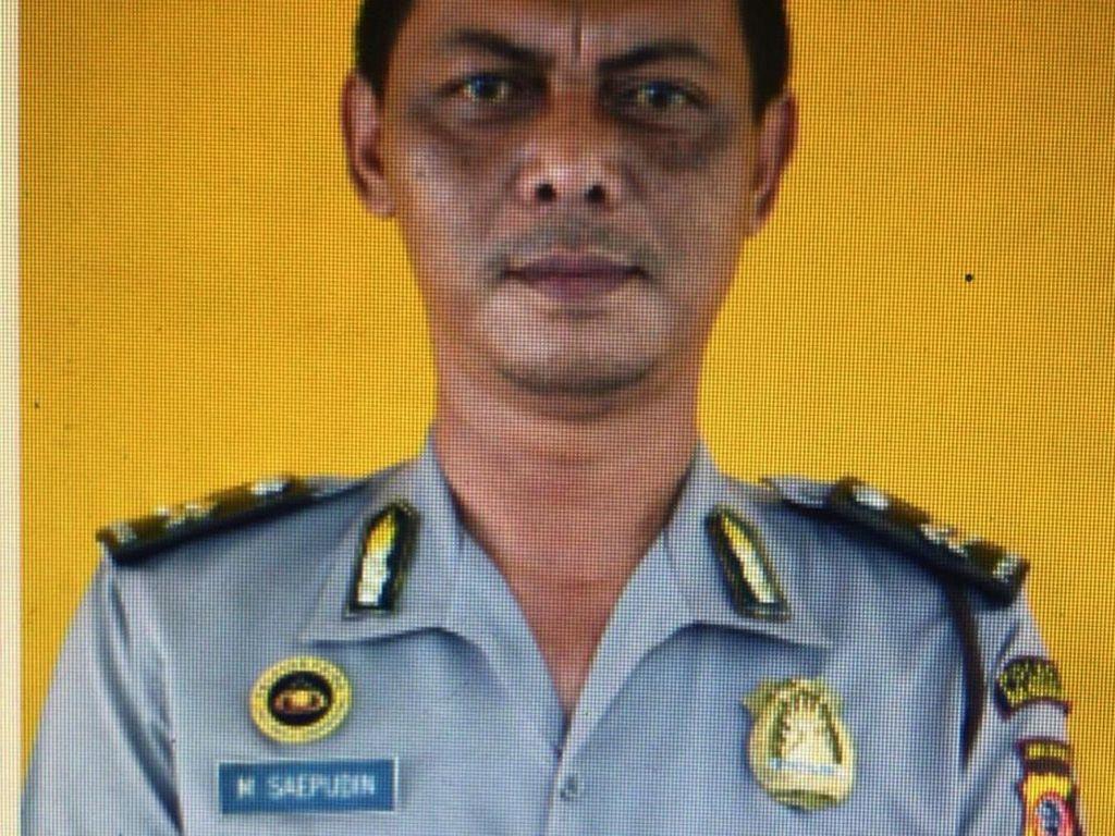 Anggota Polres Bandung Meninggal Usai Kawal Logistik Pemilu
