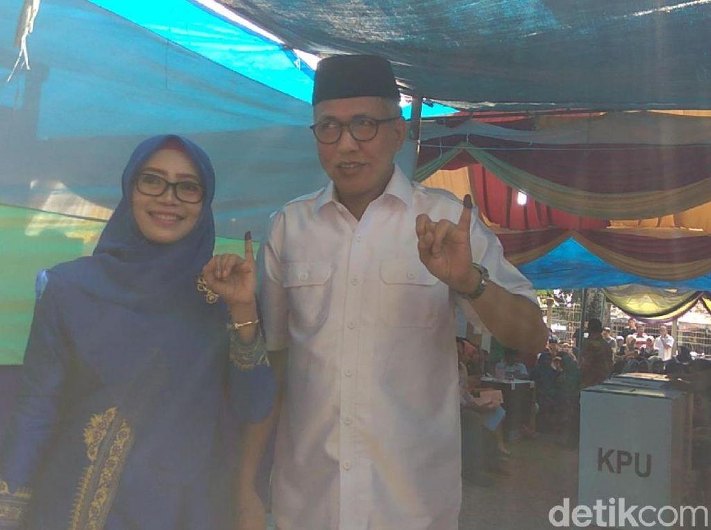 Usai Nyoblos, Plt Gubernur Harap Golput di Aceh Berkurang