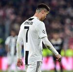 Video Gestur Kesalnya Ronaldo Disingkirkan Ajax