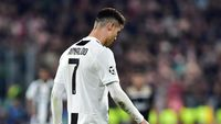 Juventus Tersingkir, Tolong Jangan Salahkan Ronaldo!