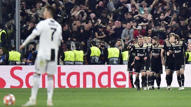 Ajax mengalami kenaikan saham terbesar sepanjang sejarah klub.
