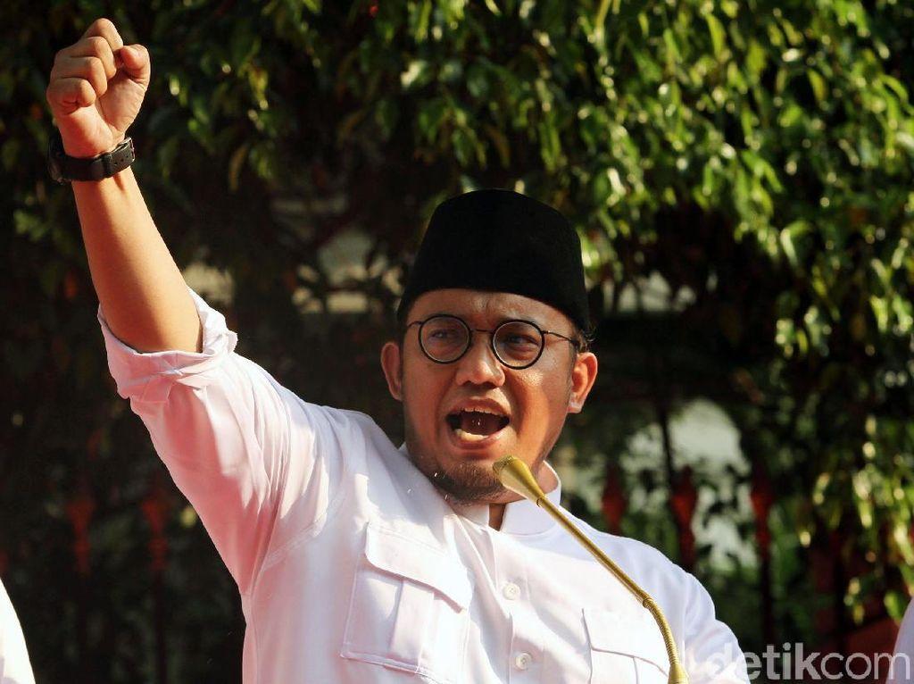 Dahnil: Saya Hanya Akan Maju Jadi Cawalkot Medan dari Gerindra, Bukan Wakil