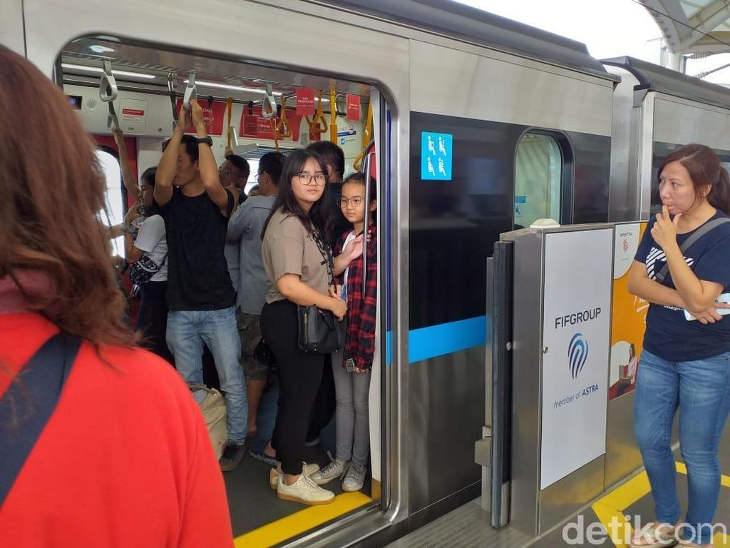 Tak Lagi Diskon, MRT Yakin Jumlah Penumpang Tak Berkurang