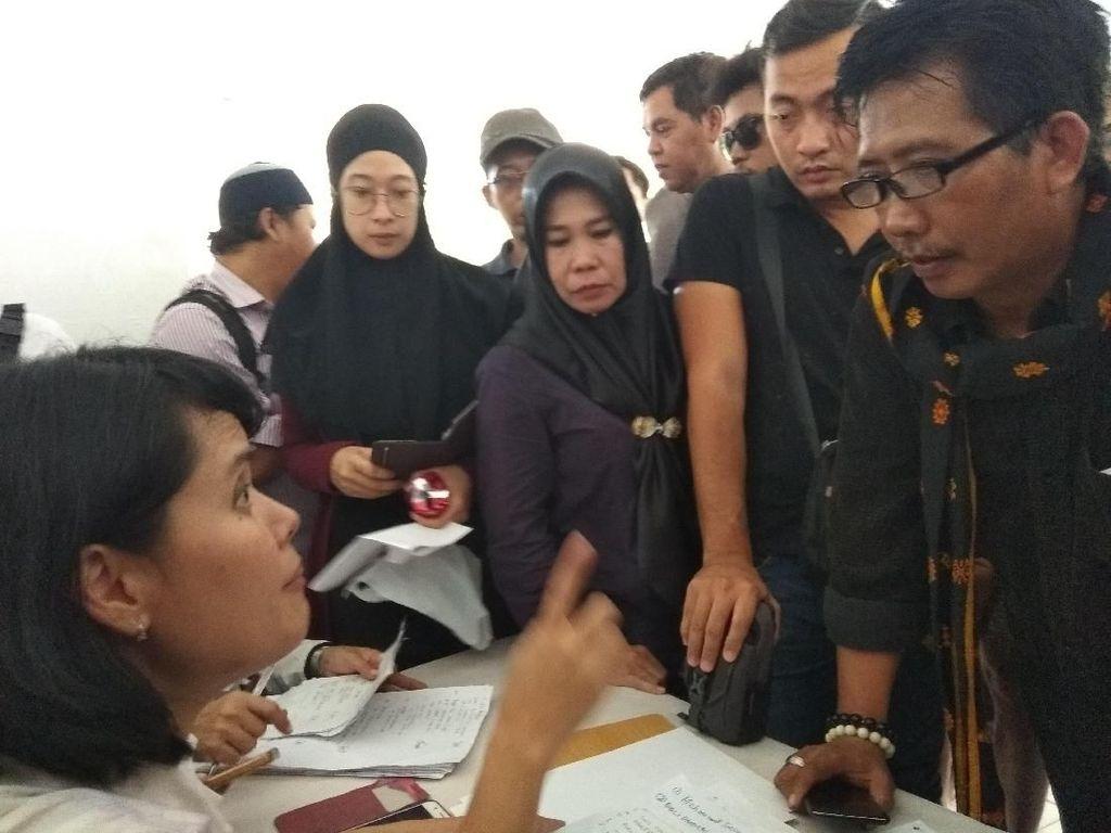 Gagal Nyoblos, Puluhan Warga Ber-KTP Daerah di Kalibata City Bikin Petisi