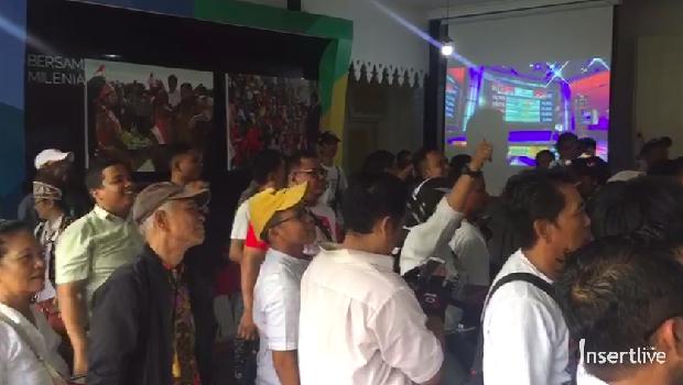 Masyarakat Pendukung Jokowi-Ma'ruf