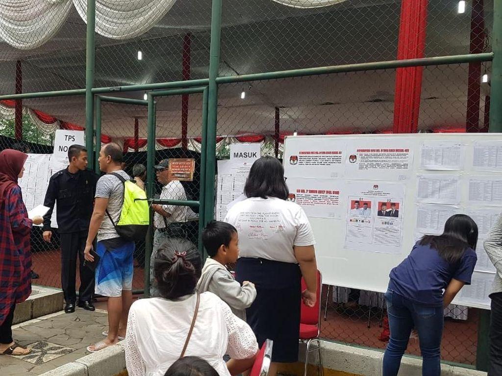 Pemilik Form A5 di Kalibata City Kecewa Tak Bisa Nyoblos Sejak Pagi