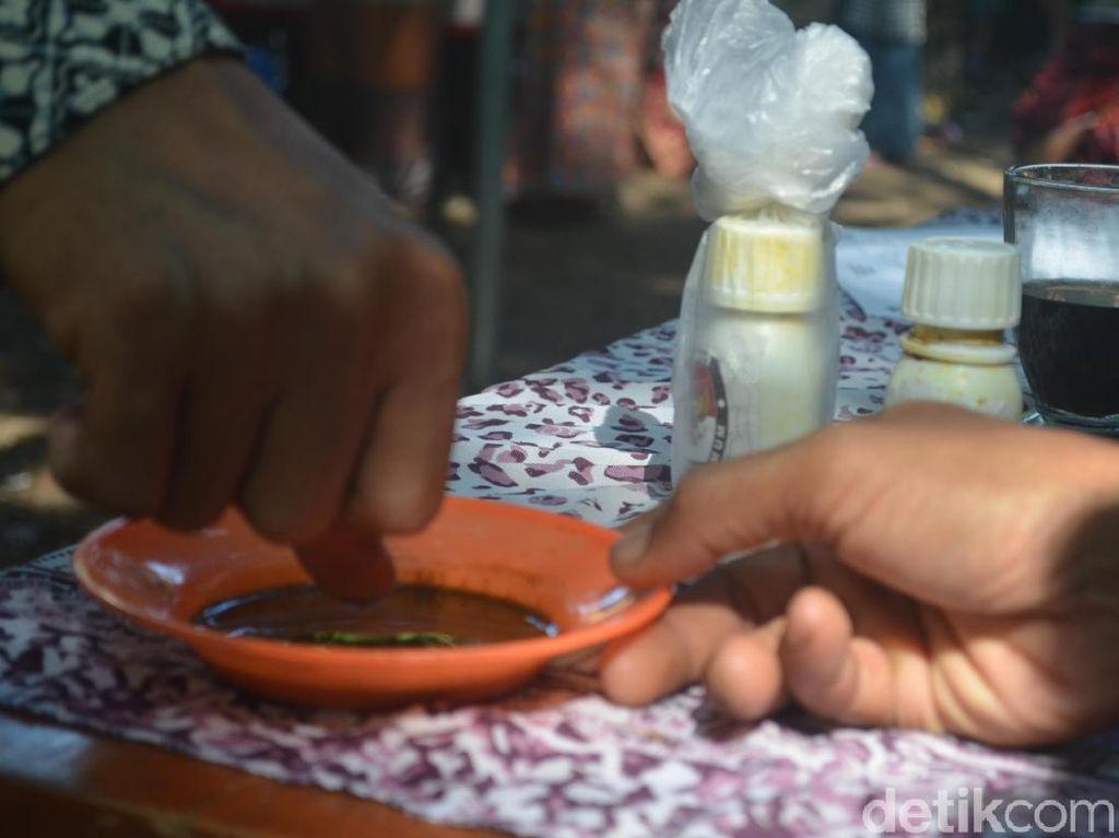 Pemberdayaan Petani di Balik Pemakaian Tinta Kunyit di TPS Cirebon