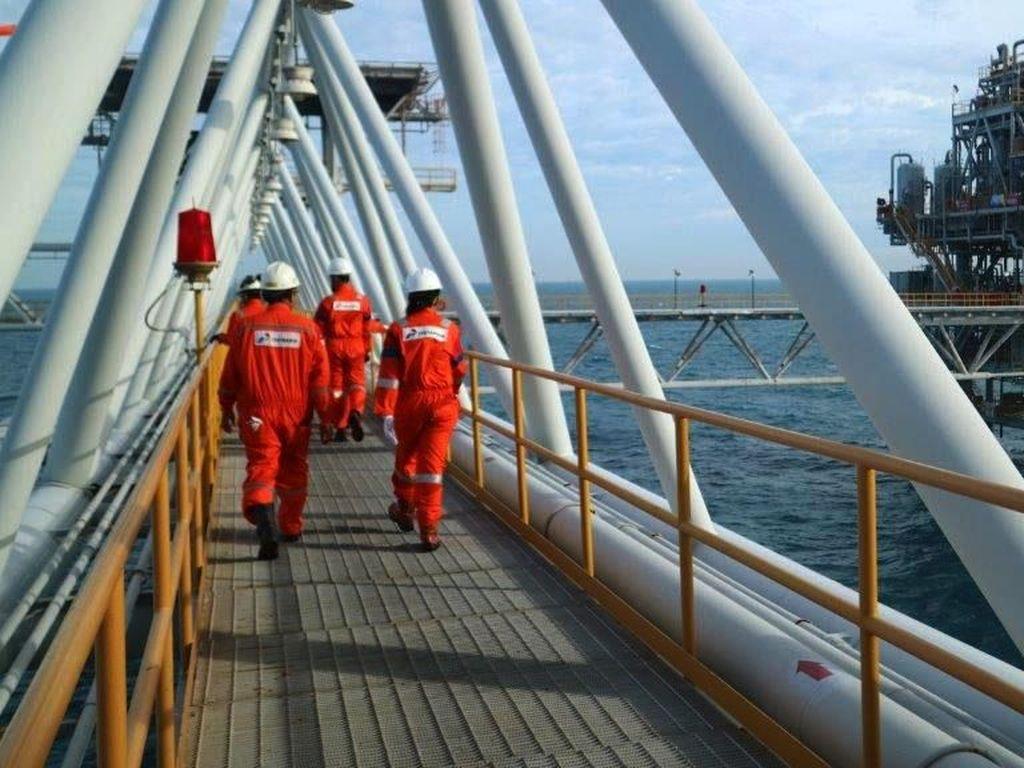 ESDM Sebut Dampak Terparah Insiden ONWJ bak di Film Deepwater Horizon