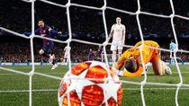 Bye-bye MU, Inilah 3 Gol dari Messi dan Coutinho