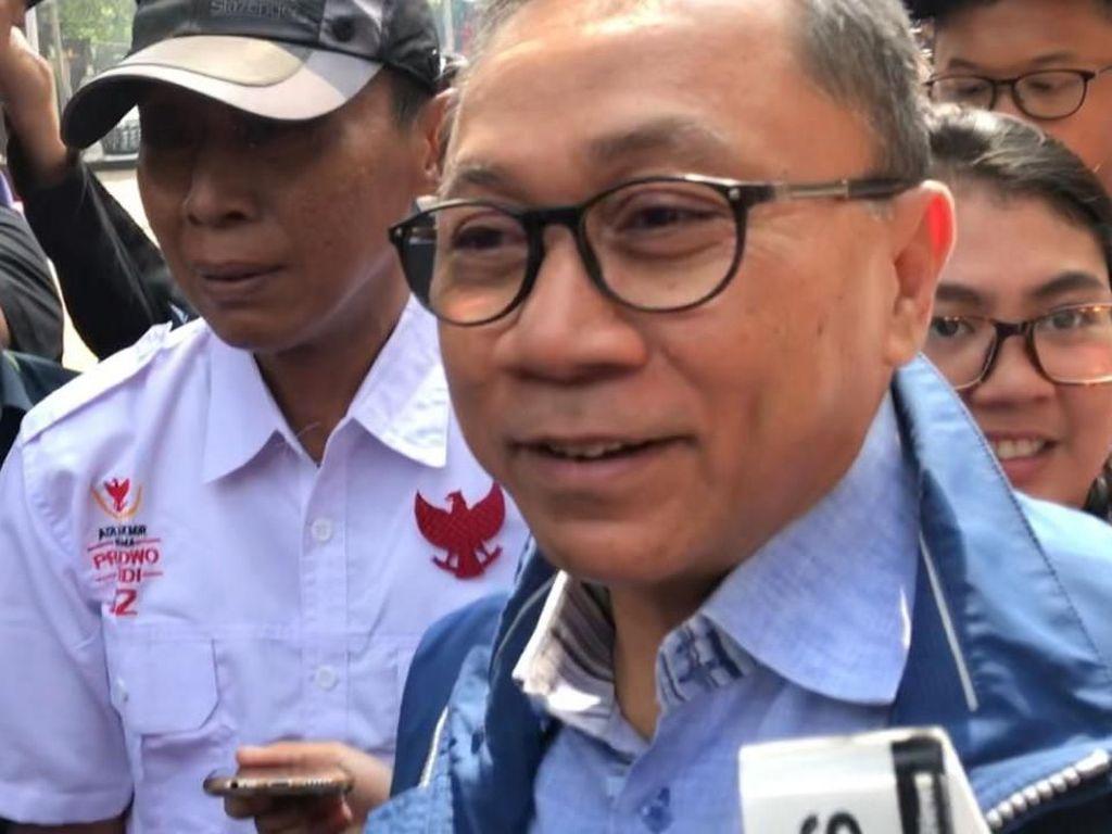 Petinggi Parpol Koalisi Merapat ke Rumah Prabowo, Amien Rais hingga Titiek