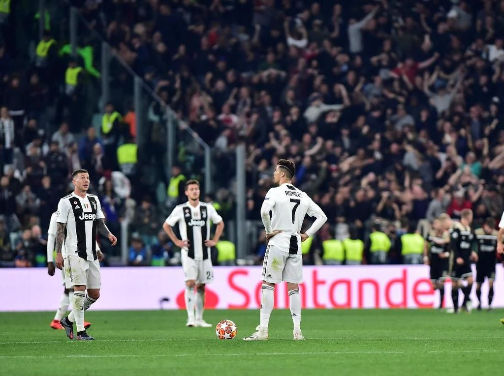 Coba Lagi Tahun Depan Juventus!