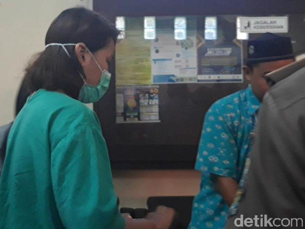 Pasien RS Jiwa Menur Surabaya Tak Ketinggalan Gunakan Hak Pilihnya