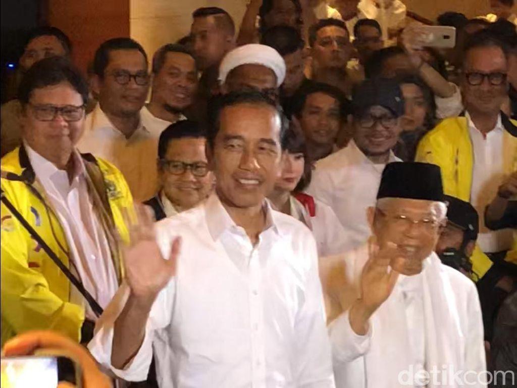 Analisis Charta Politika soal Keunggulan Jokowi di Quick Count
