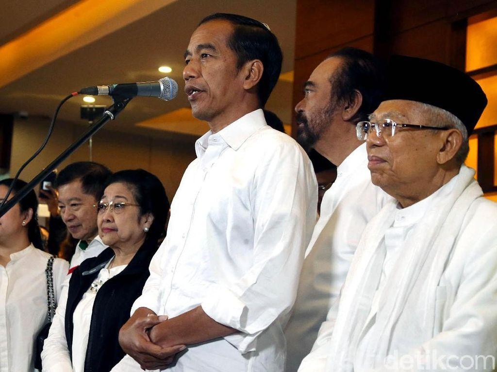 Hasil Quick Count: Jokowi Dominan di NTT