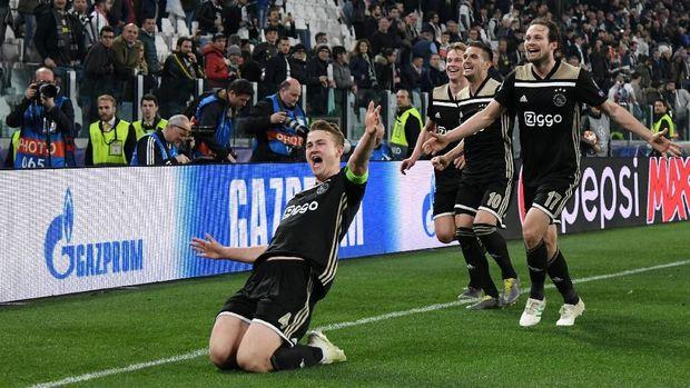 Prediksi Semifinal Liga Champions Tottenham vs Ajax