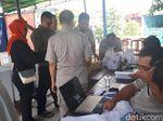 TPS 04 Keroncong Tangerang Belum Mulai Pencoblosan Hingga Pukul 08.15 WIB