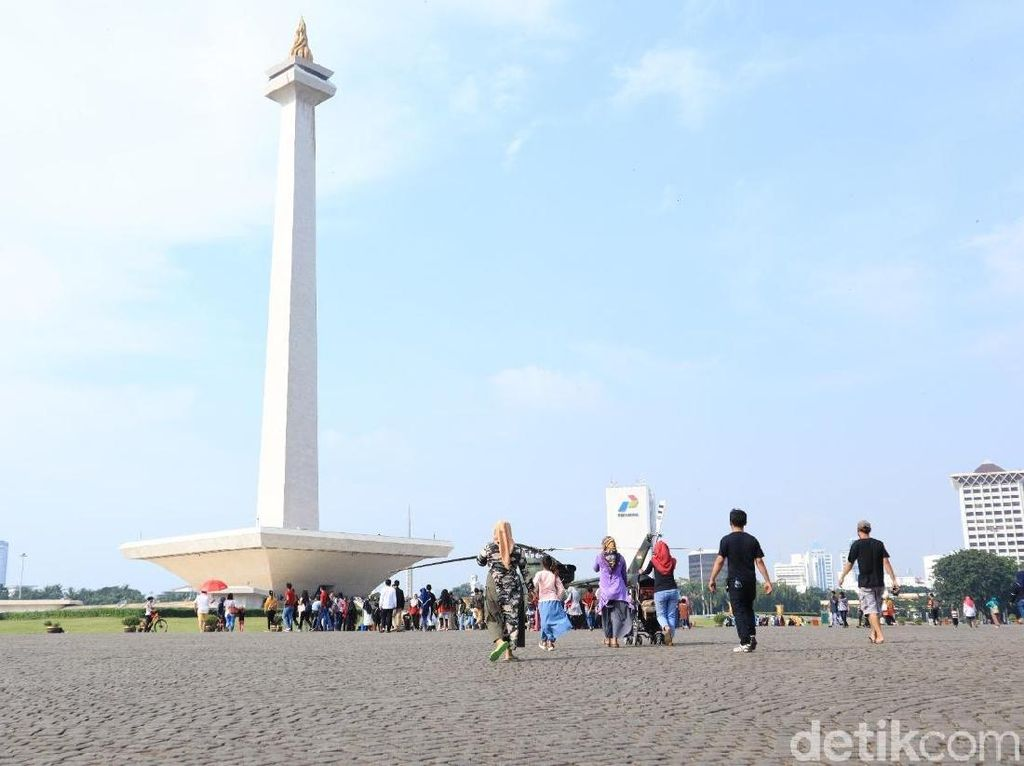 Sejumlah Tempat Wisata di Jakarta Beroperasi di Hari Kedua Lebaran