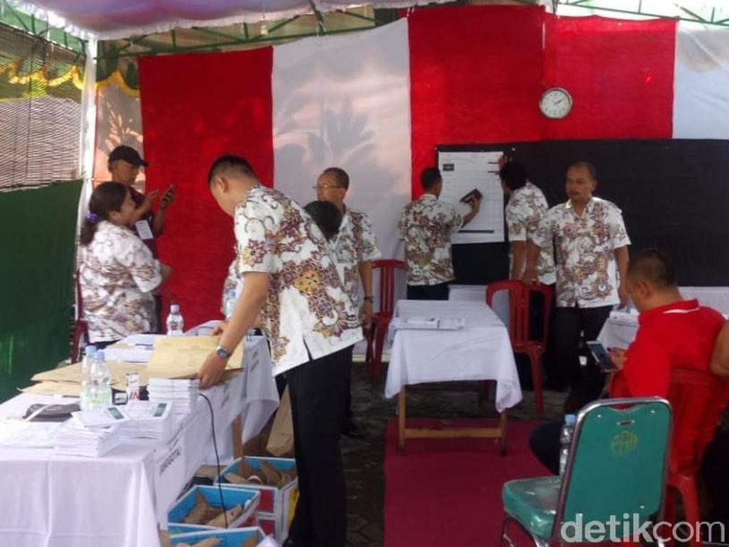 Jokowi-Maruf Amin Juga Menang Banyak di TPS Mahfud Md