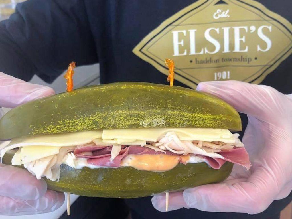 Usai Pickle Burger, Kini Ada Pickle Sandwich yang Sehat dan Enak