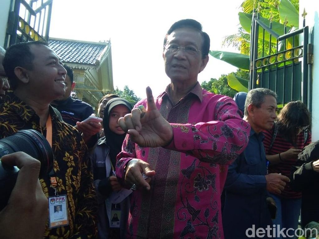 Sultan HB X Minta Capres-cawapres Ikhlas Terima Hasil Pemilu