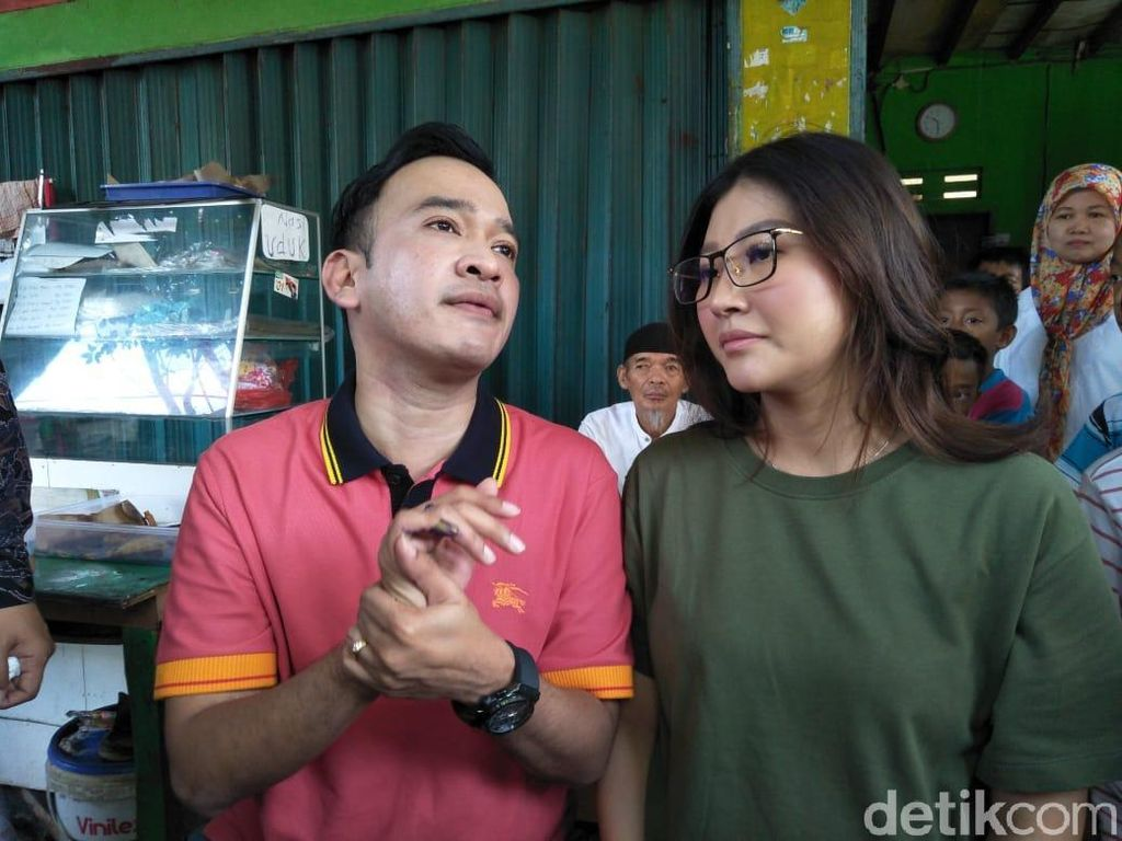 Merasa Tua, Ruben Onsu Nggak Mau Bikin Konten Prank di YouTube-nya