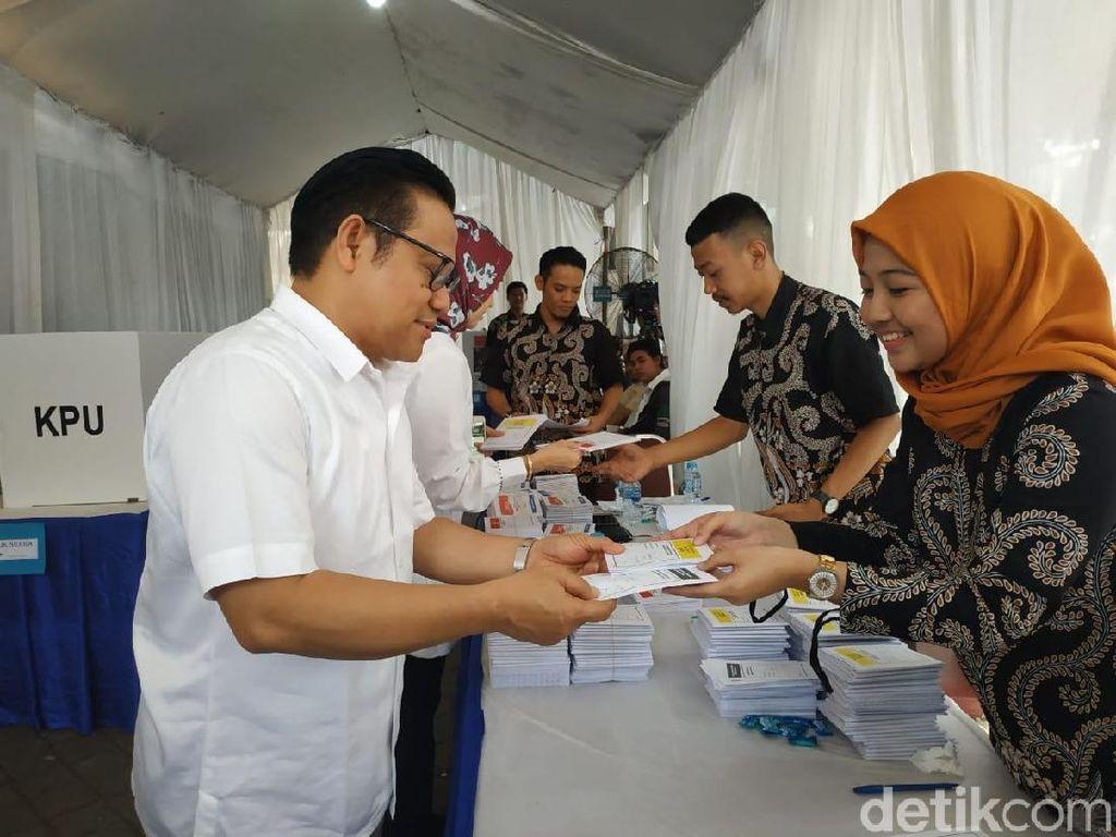 Cak Imin: Pemilu Rumit Kebanyakan Kartu, MK Harus Tanggung Jawab