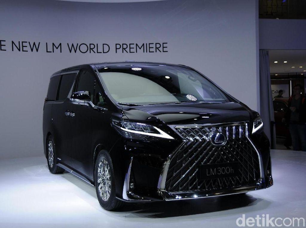 Lexus LM, MPV Termewah Dunia?