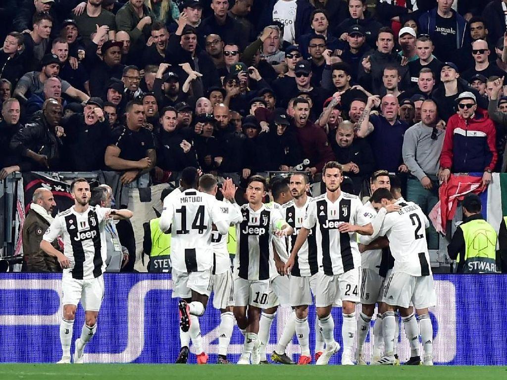 Lawan Torino, Juventus Tanpa 7 Pemain
