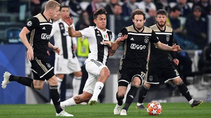 Singkirkan Juventus, Ajax ke Semifinal Liga Champions!