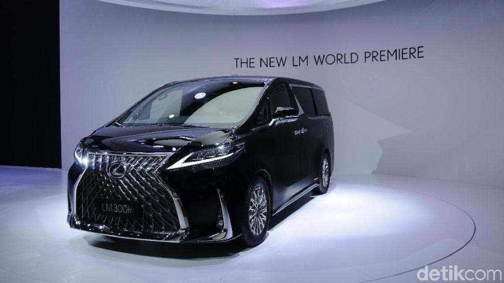 Toyota Alphard Berbaju Lexus, Harganya Hampir Tembus Rp 3 Miliar
