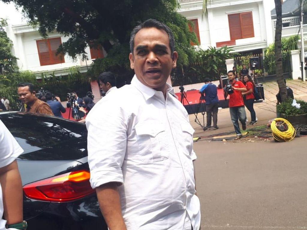 Gerindra: Pertemuan Prabowo-Jokowi Pasti Terjadi pada Saatnya