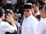 Teriakan Prabowo Presiden Menggema di TPS 41 Bogor