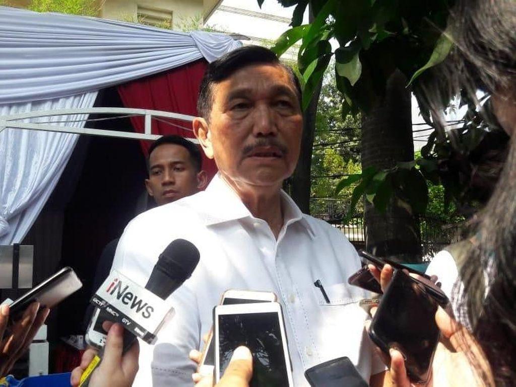 Rizal Ramli Mau Presiden Baru Ketimbang Ibu Kota, Luhut: Gak Usah Didengerin!