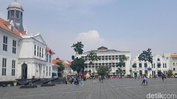 7 Objek Wisata Di Kota Tua Jakarta Yang Bisa Jadi Tempat