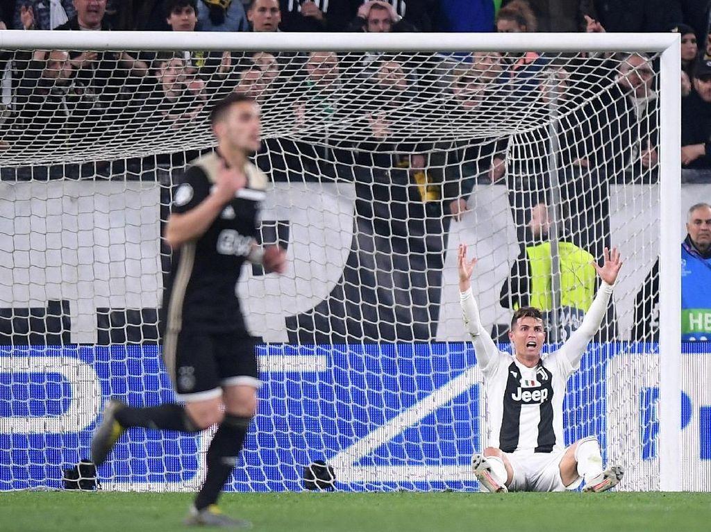 Mourinho Ajari Juventus Kalahkan Ajax