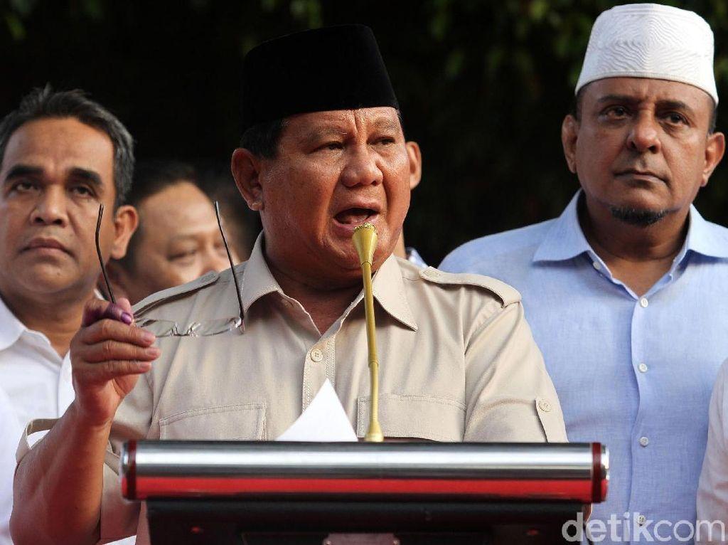 Jawab Prabowo, LSI: Kita Dibayar Pasti, tapi Masa Ngasih Data Palsu