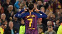 Melihat Lagi Selebrasi Gol Coutinho yang Kontroversi