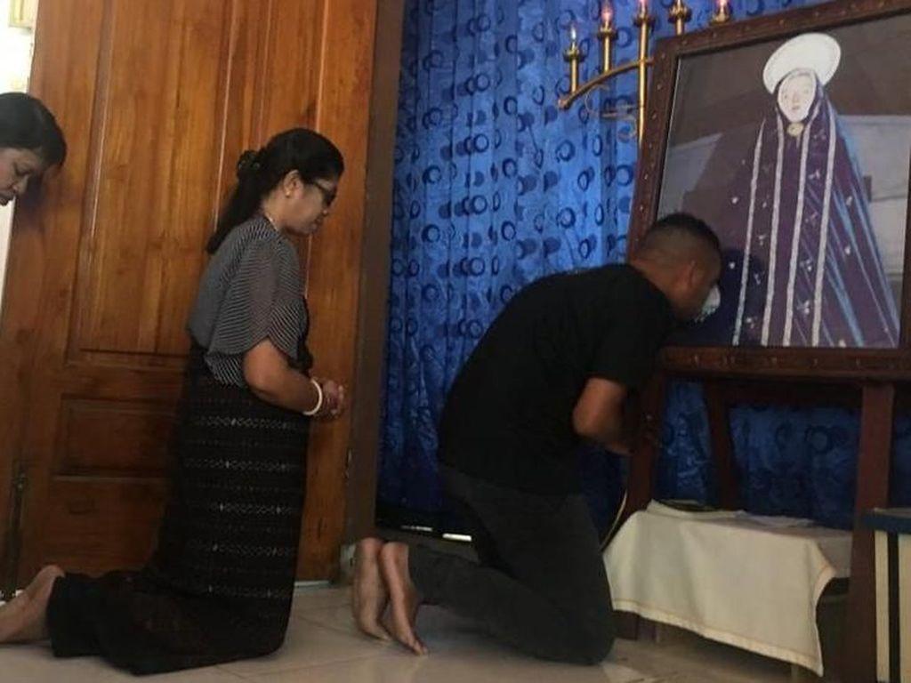 Pemilu yang Mengusik Ritual Semana Santa di Larantuka NTT