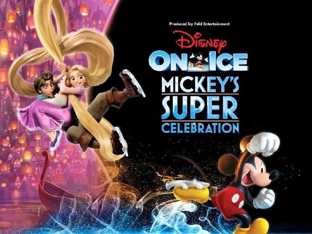 Hari Terakhir Kuis Bagi-bagi Tiket Nonton Disney on Ice, Buruan Ikutan!