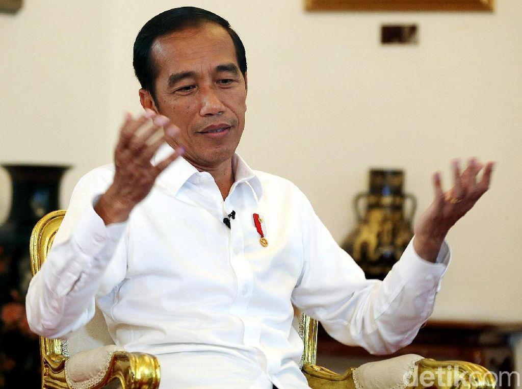Jokowi Ajak Pilih Lokasi Ibu Kota di Luar Jawa, Pengin di Mana?