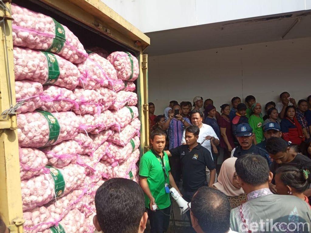 Kenapa Harga Bawang Putih Bisa Tembus Rp 45.000/Kg?