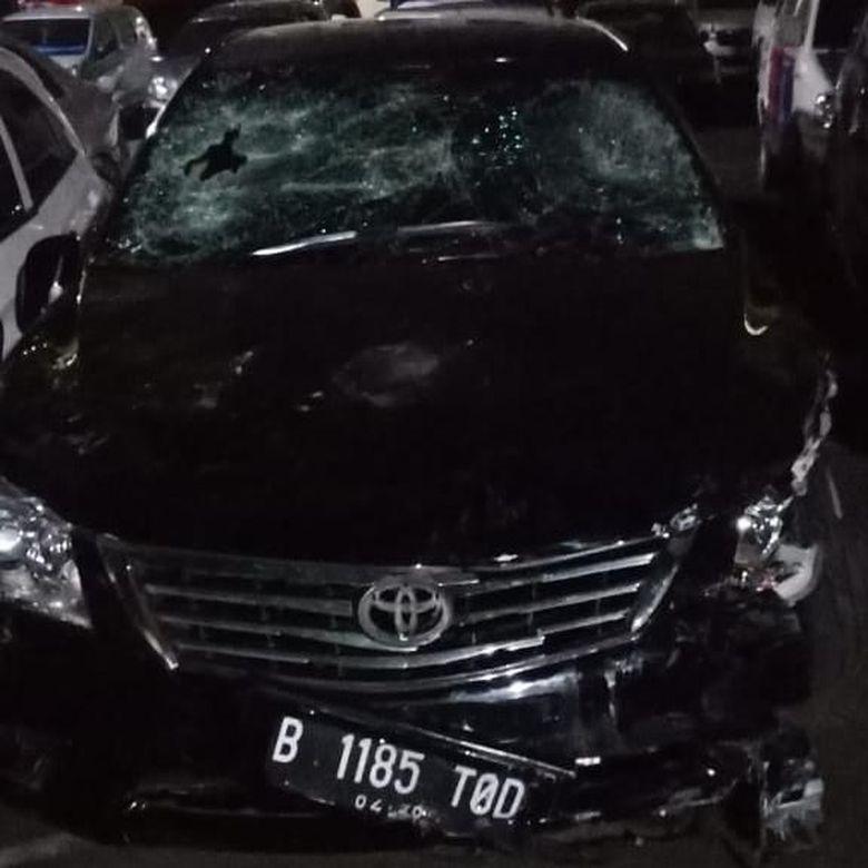 Kecelakaan di Manggarai Akibatkan 7 Orang Luka dan 4 Motor Rusak