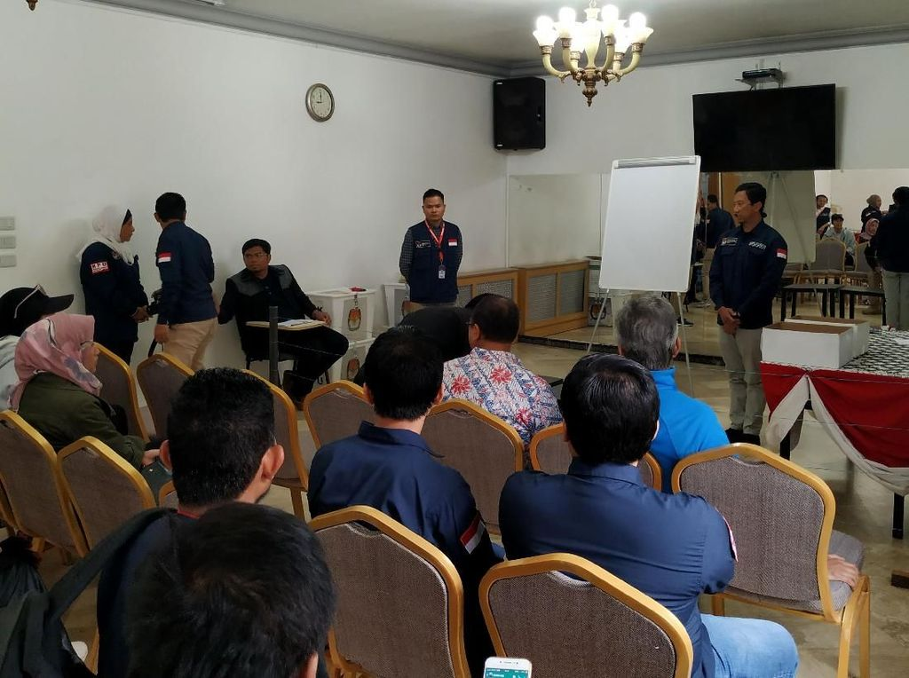 Prabowo-Sandiaga Ungguli Jokowi-Maruf di Yordania