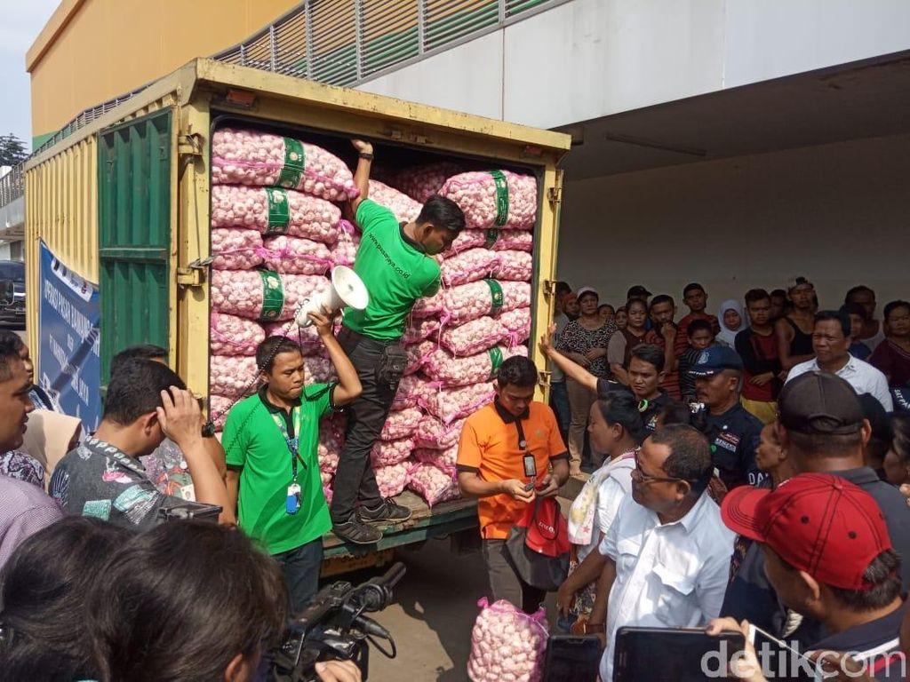 Video: Naik Turunnya Harga Pangan di Pasar Kramat Jati