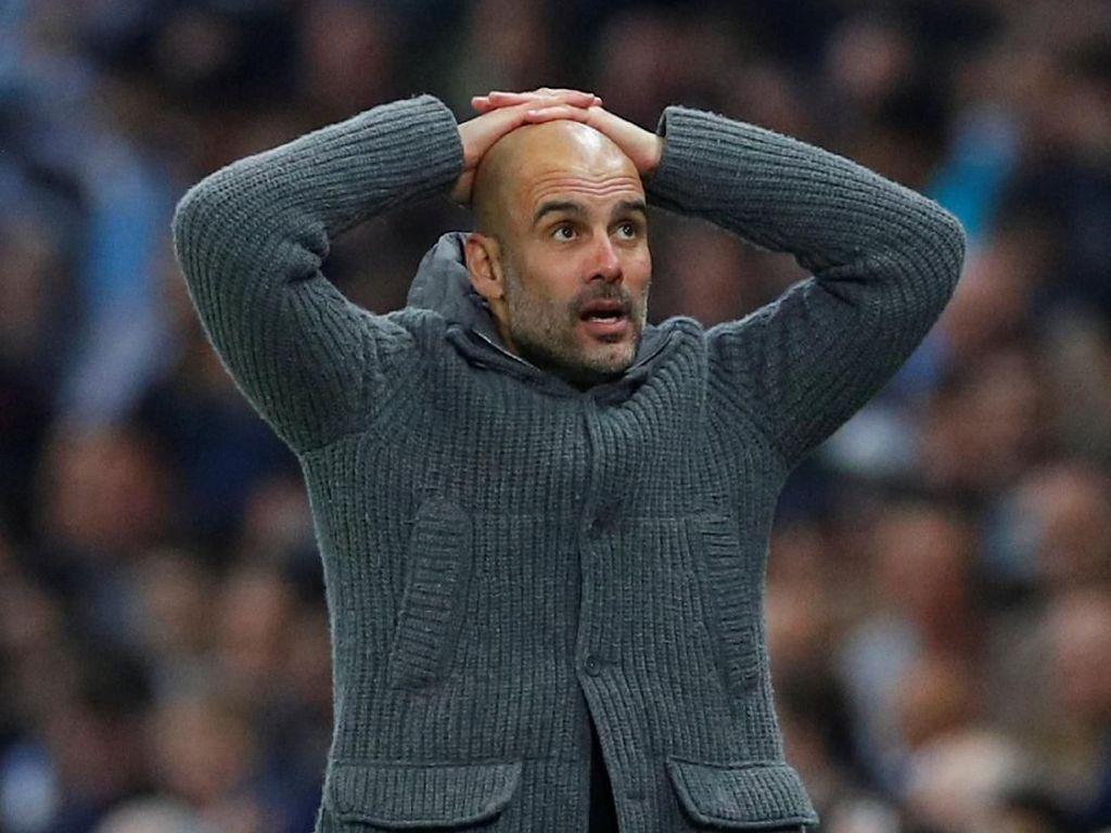 Guardiola Sudah Habiskan Rp 12,8 Triliun, Liga Champions Tak Juga Didapat